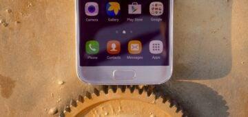 Samsung Galaxy S7 - Home Button