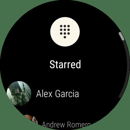 Google Messages Wear OS 3 App