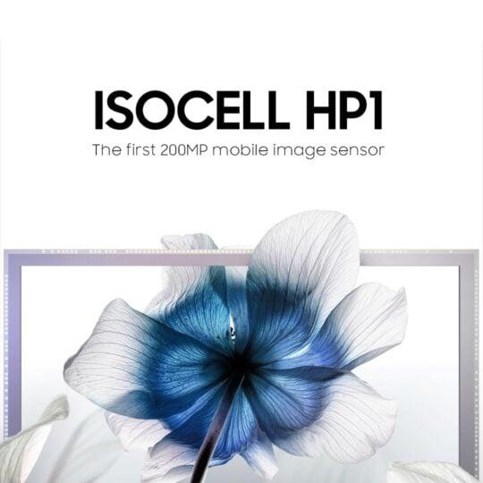 Samsung ISOCELL HP1 200MP Camera Sensor