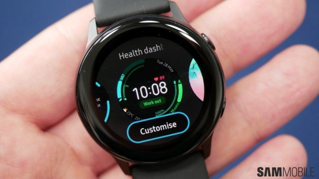 Galaxy Watch Active review