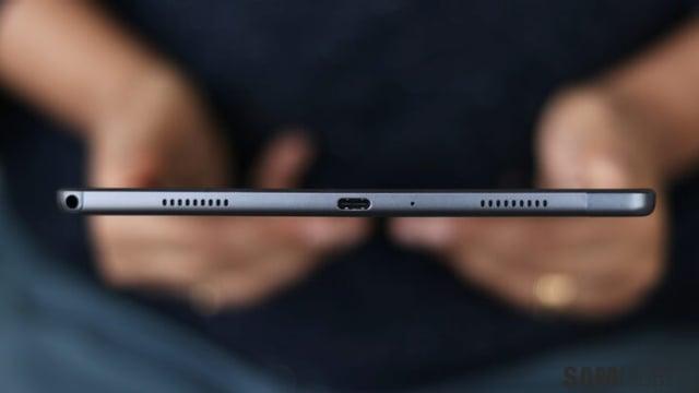 Galaxy Tab A7 review