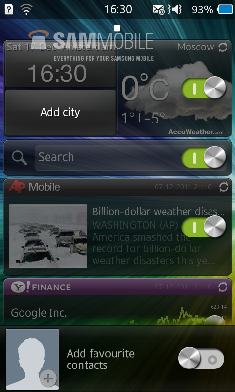 wave 3 app for android
