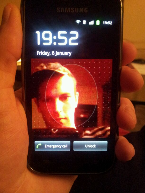 Galaxy S XXJVU