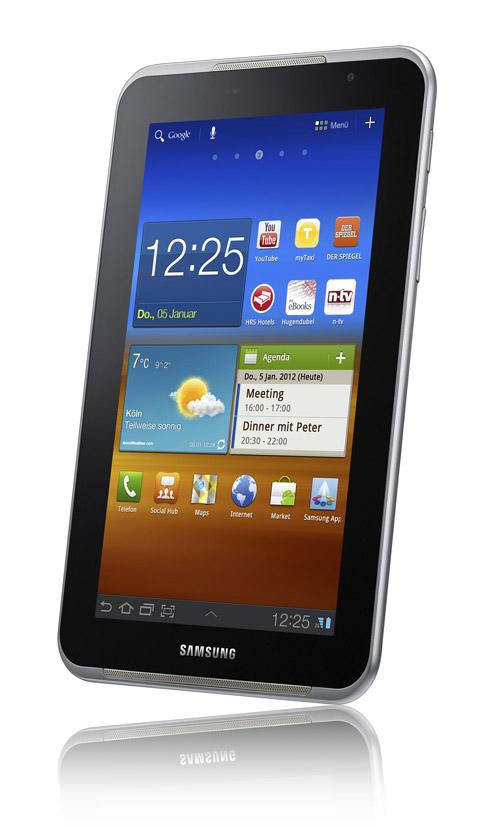Samsung start selling Tab 7.0 Plus N in Germany. - SamMobile