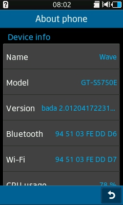 Samsung start bada 2.0 updates for Wave 575 - SamMobile