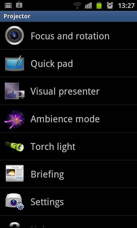 Review Samsung Galaxy Beam Gt I8530 Sammobile Sammobile