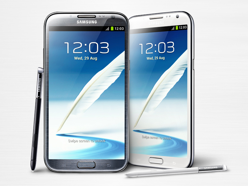 Official Samsung Galaxy Note II Specifications, Images & Details ...