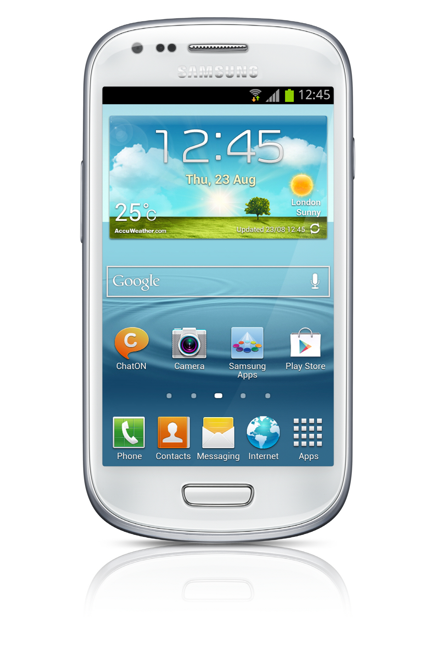 samsung to release galaxy s iii mini with nfc gt i8190n. Black Bedroom Furniture Sets. Home Design Ideas