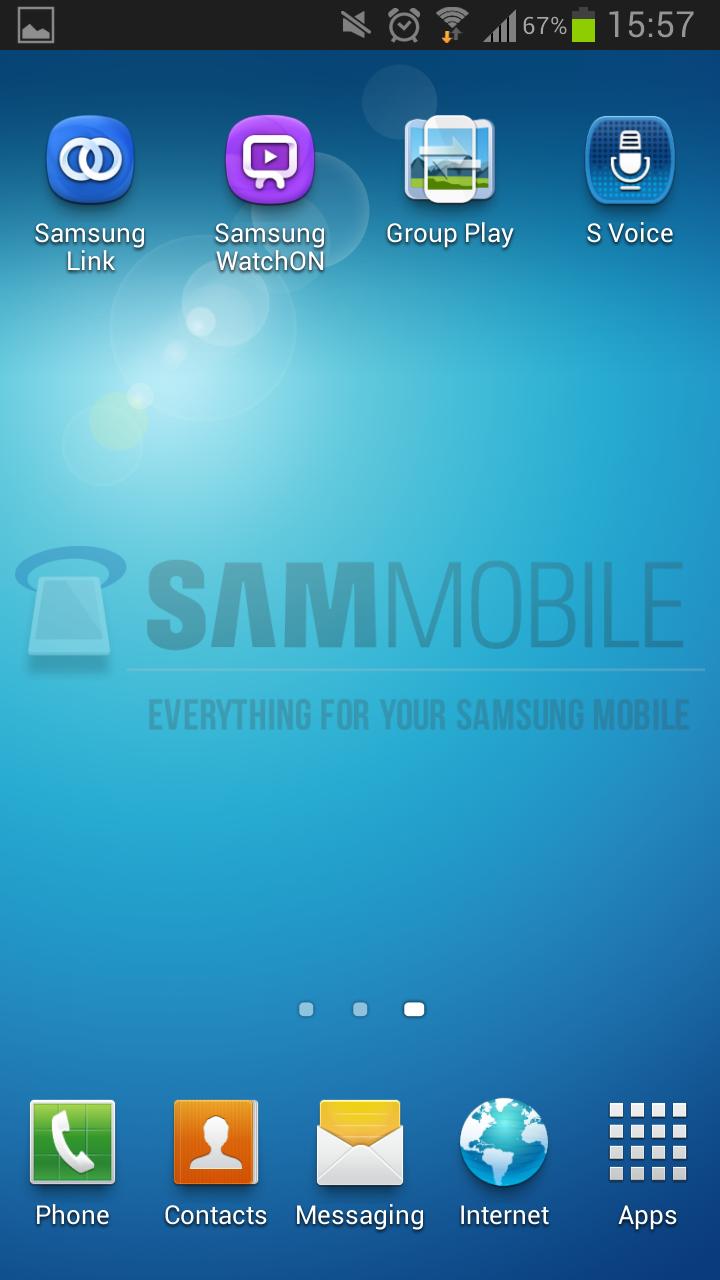 Trying Samsung's renewed application: Samsung Link - SamMobile