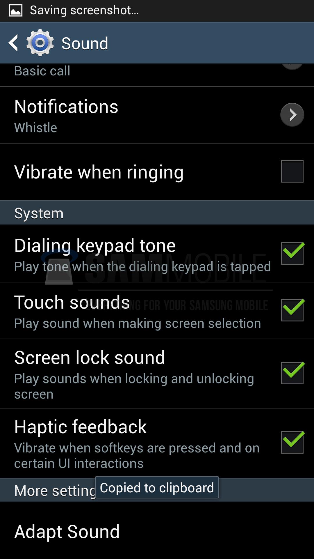 Samsung Galaxy S4: User Interface Walkthrough