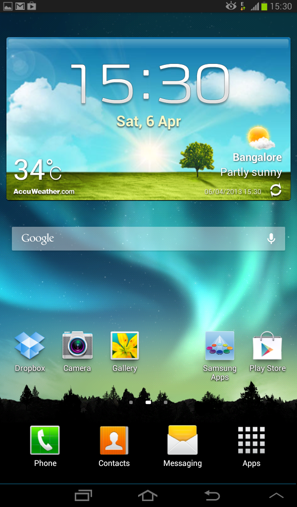samsung starts android 4 1 2 jelly bean updates galaxy tab