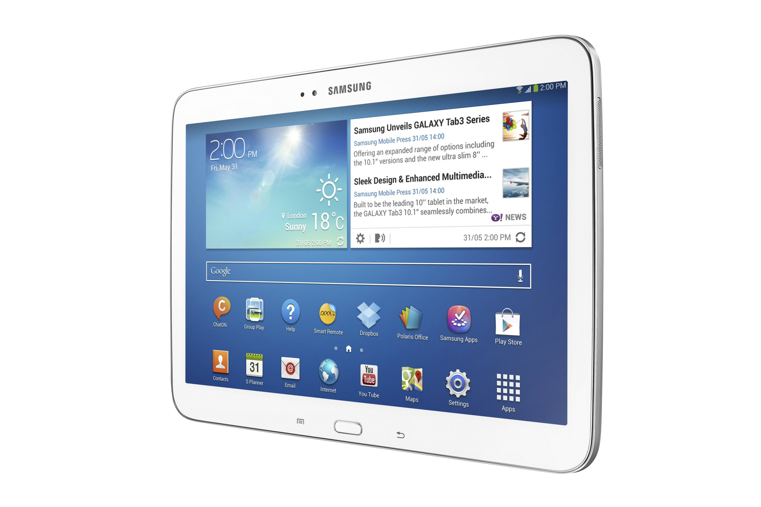 samsung introduces new galaxy tab 3 series sammobile