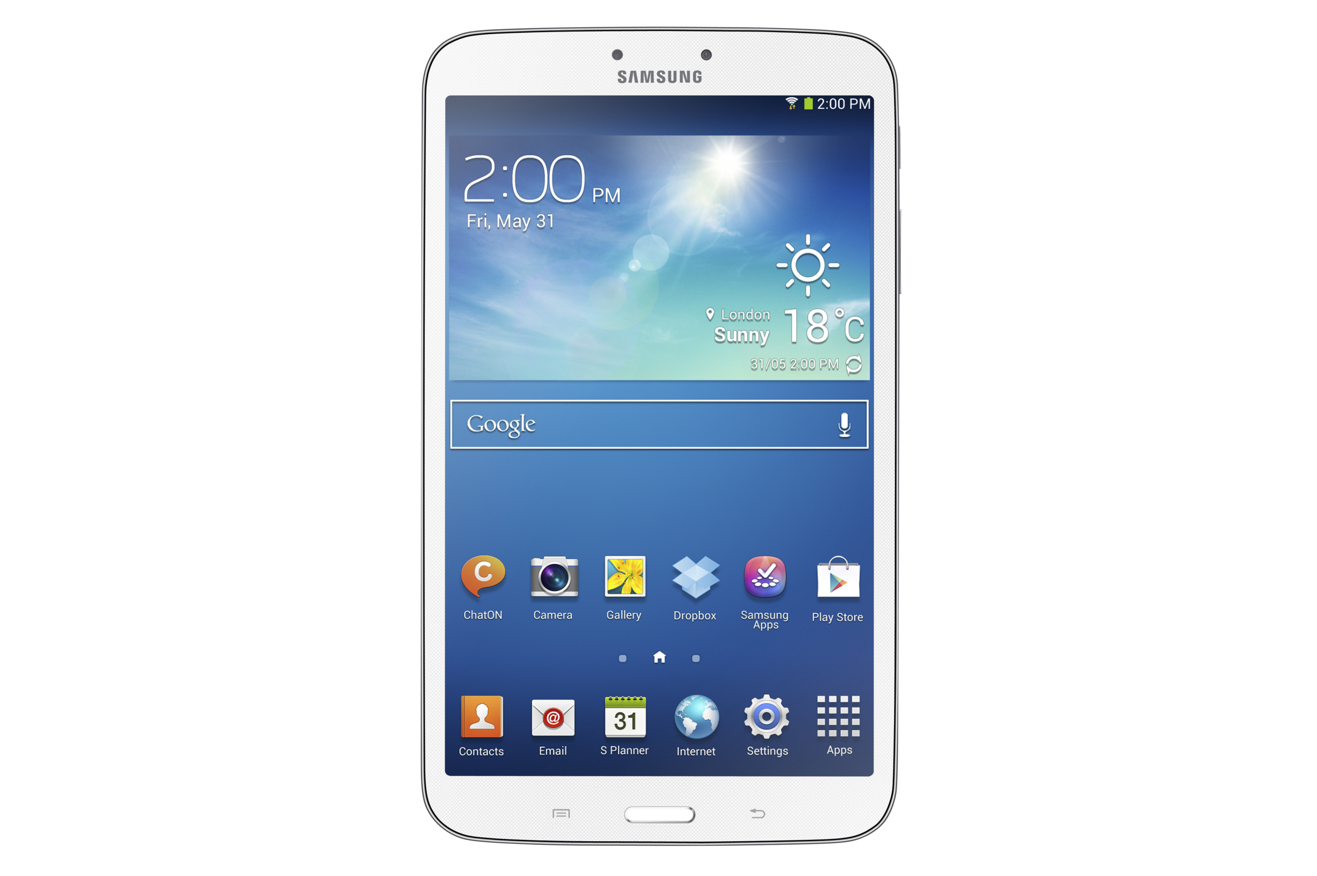 Samsung introduces new Galaxy Tab 3 Series