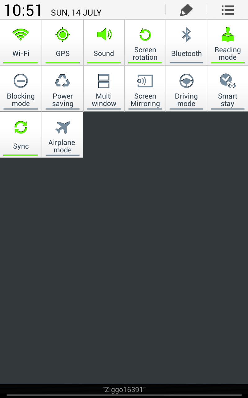 [ROM][LEAK][GT-N5110] N5110XXCMG2 : Installer Android Jelly Bean 4.2.2 sur Samsung Galaxy Note 8.0 WiFi [15/07/2013] Screenshot_2013-07-14-10-51-33