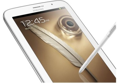 Samsung Galaxy Note 8.0 Wi-Fi (GT-N5110) receiving Android ...
