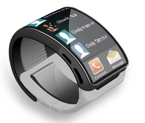 [Concept] Here's what the Samsung 'Gear' smartwatch could look like