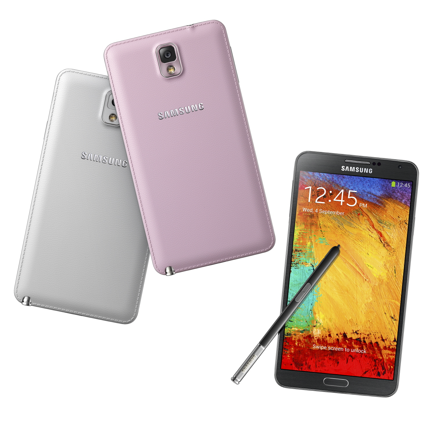 Samsung Galaxy Note 3 Is Now Official  5 7 U2033 Fhd Display