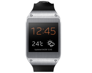 Samsung Galaxy Gear announced: 1.63″ AMOLED display, 1.9MP camera, and more