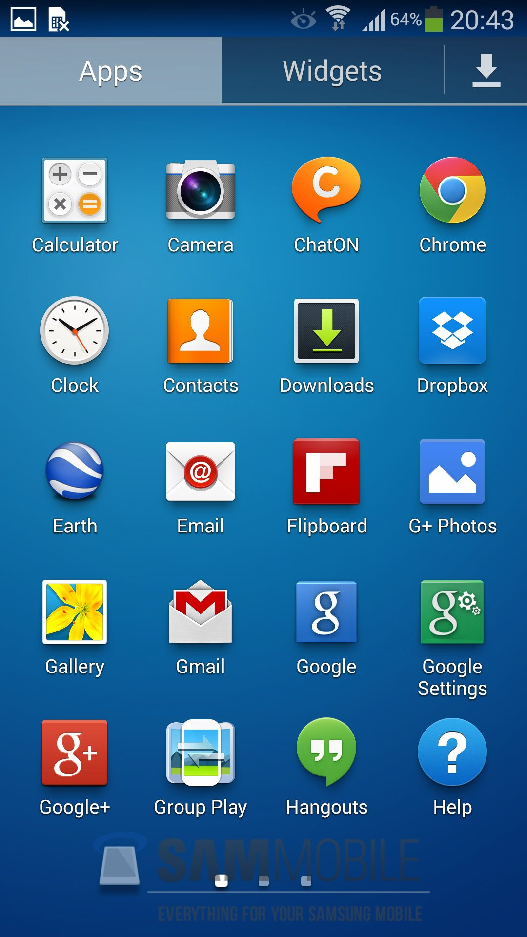 How to update android os manually on your smartphone & tablet.
