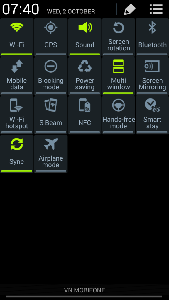N7100XXUEMI6 - Leaked Android 4 3 test firmware for Galaxy Note II