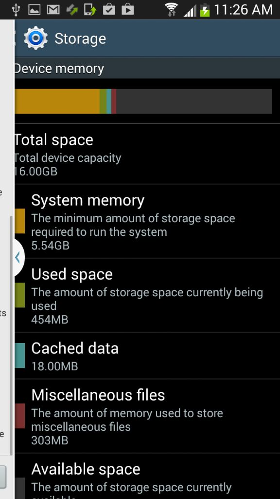 Exclusive: N7100XXUEMJ5 - Leaked Android 4 3 test firmware
