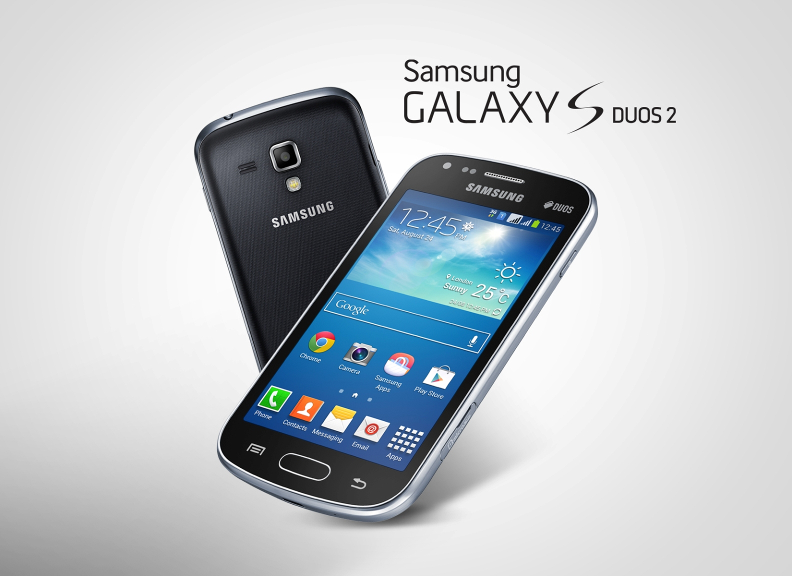 samsung galaxy s duos 2 announced in india for rs 10 990. Black Bedroom Furniture Sets. Home Design Ideas