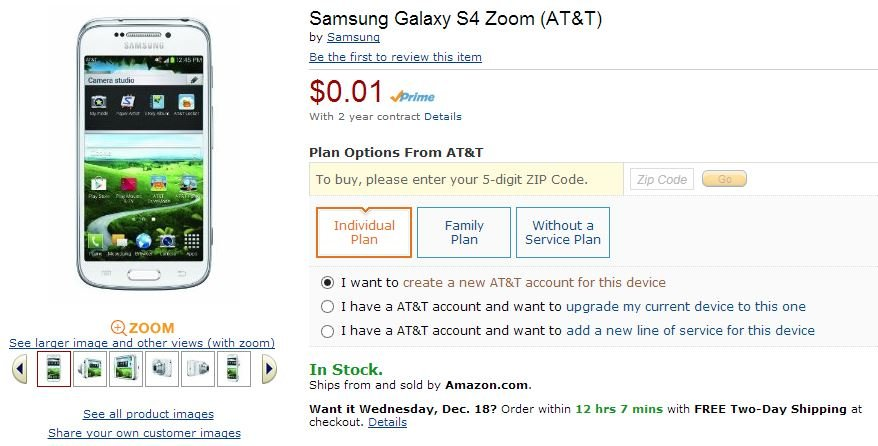 amazon-s4-zoom-deal