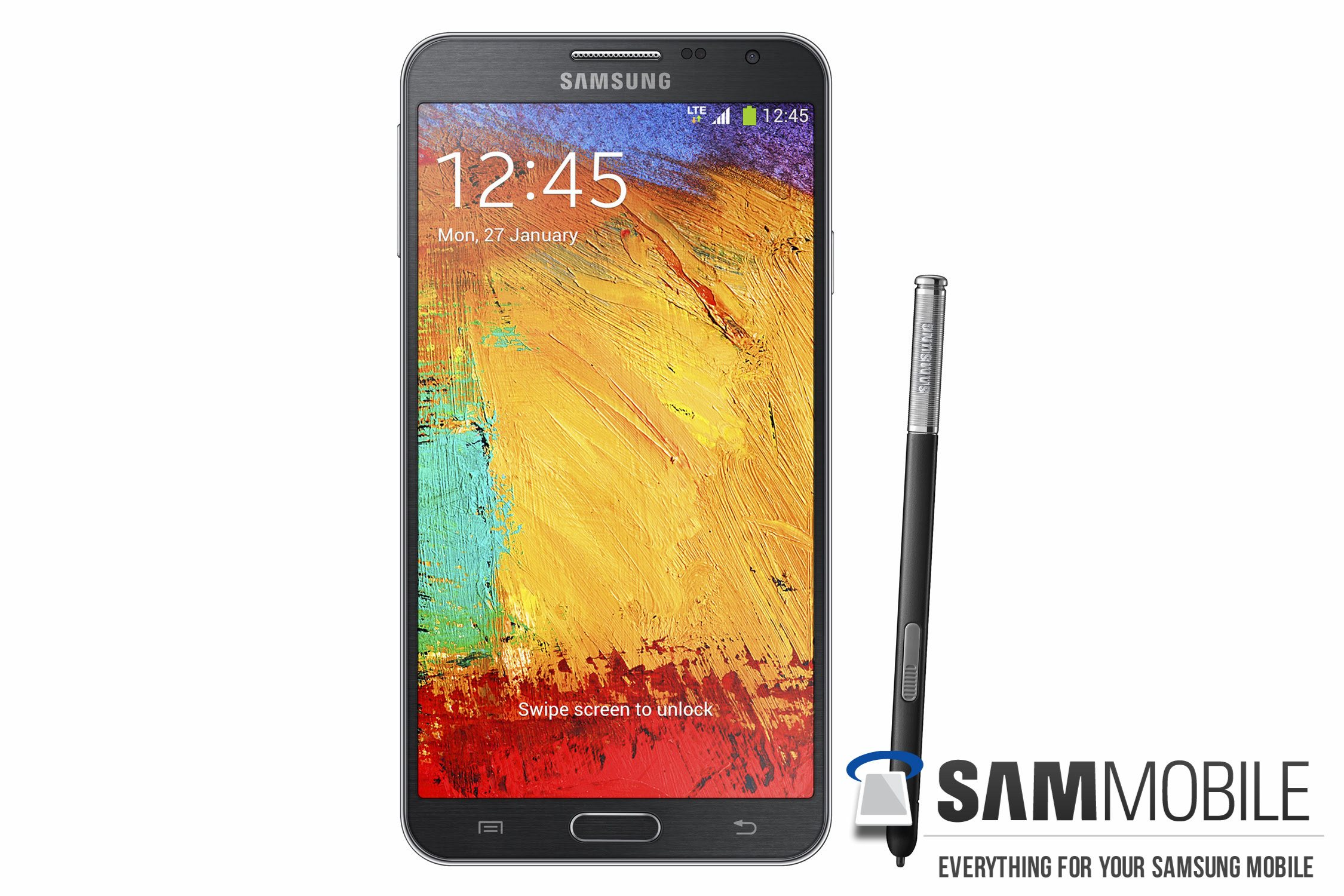 Samsung Galaxy Note 3 Neo is out and avialable now!
