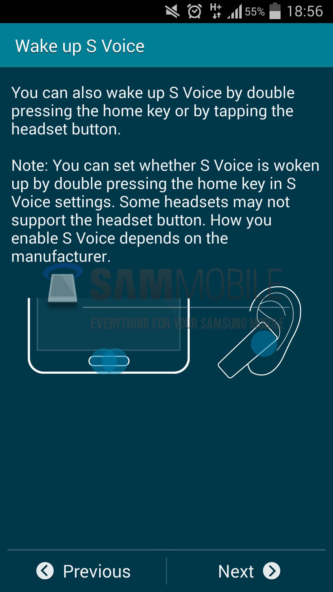 EXCLUSIVE: A look at Samsung's updated S Voice app - News