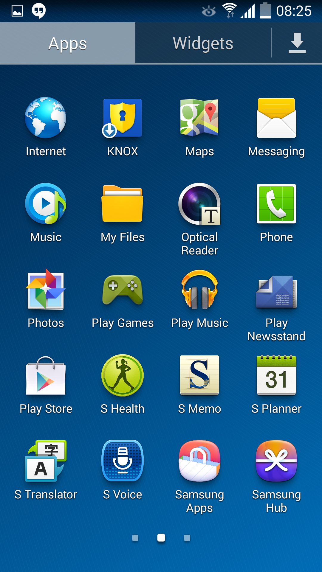how to delete apps samsung galaxy s4