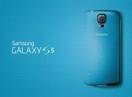 Galaxy S5 Blue Featured