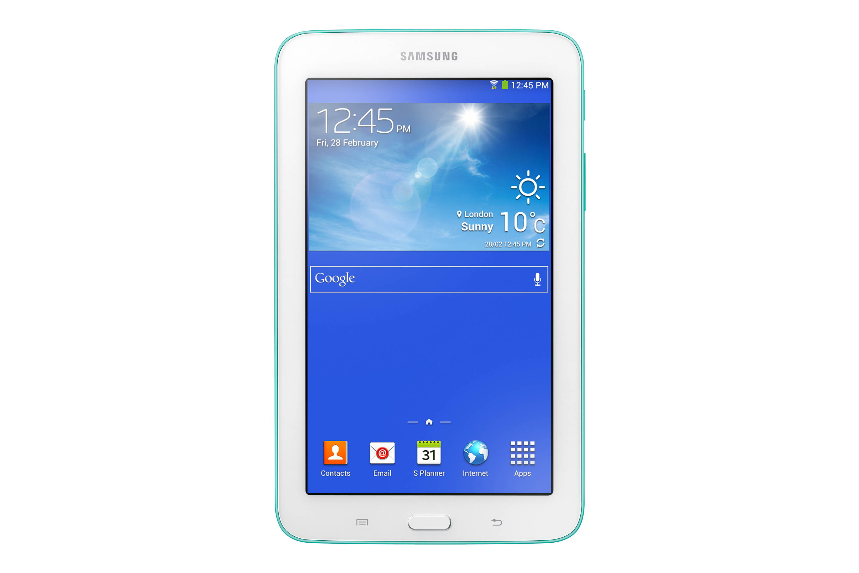 galaxy tab 3 lite to launch in three new color variants sammobile