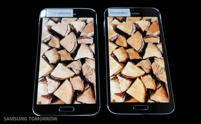 Different-types-of-Display-mode-of-the-Galaxy-S5-689x424