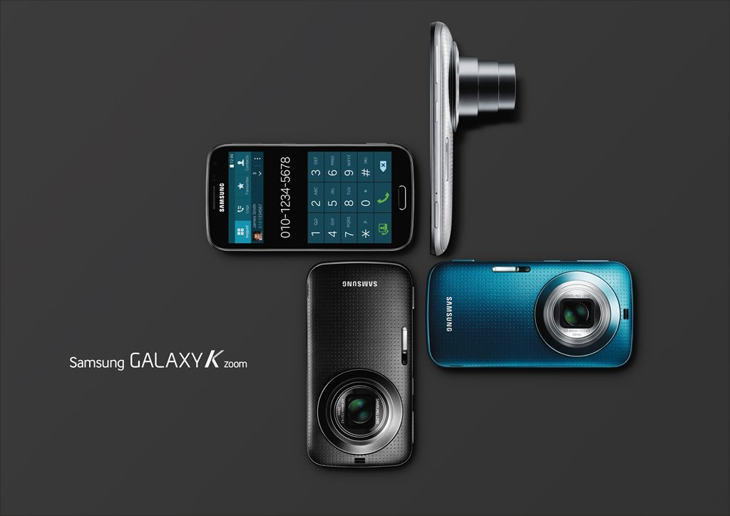 Samsung Introduces The Galaxy K Zoom Sammobile Sammobile