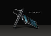 Galaxy K zoom_Charcoal Black