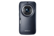 Galaxy K zoom_Charcoal Black_02(Lens open)
