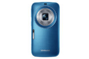 Galaxy K zoom_Electric Blue_02(Lens open)