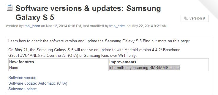 s5-t-mobile-update