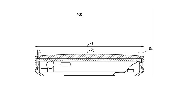 Samsung patents reveal smartwatch with circular screen ...
