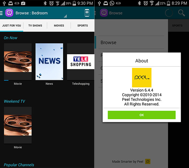 Samsung Updates Watchon App With Improved Ui Better Ir Support And More Sammobile Sammobile