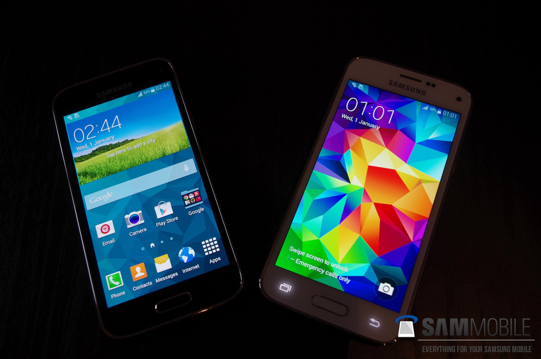 Samsung Galaxy S5 Mini Sammobile