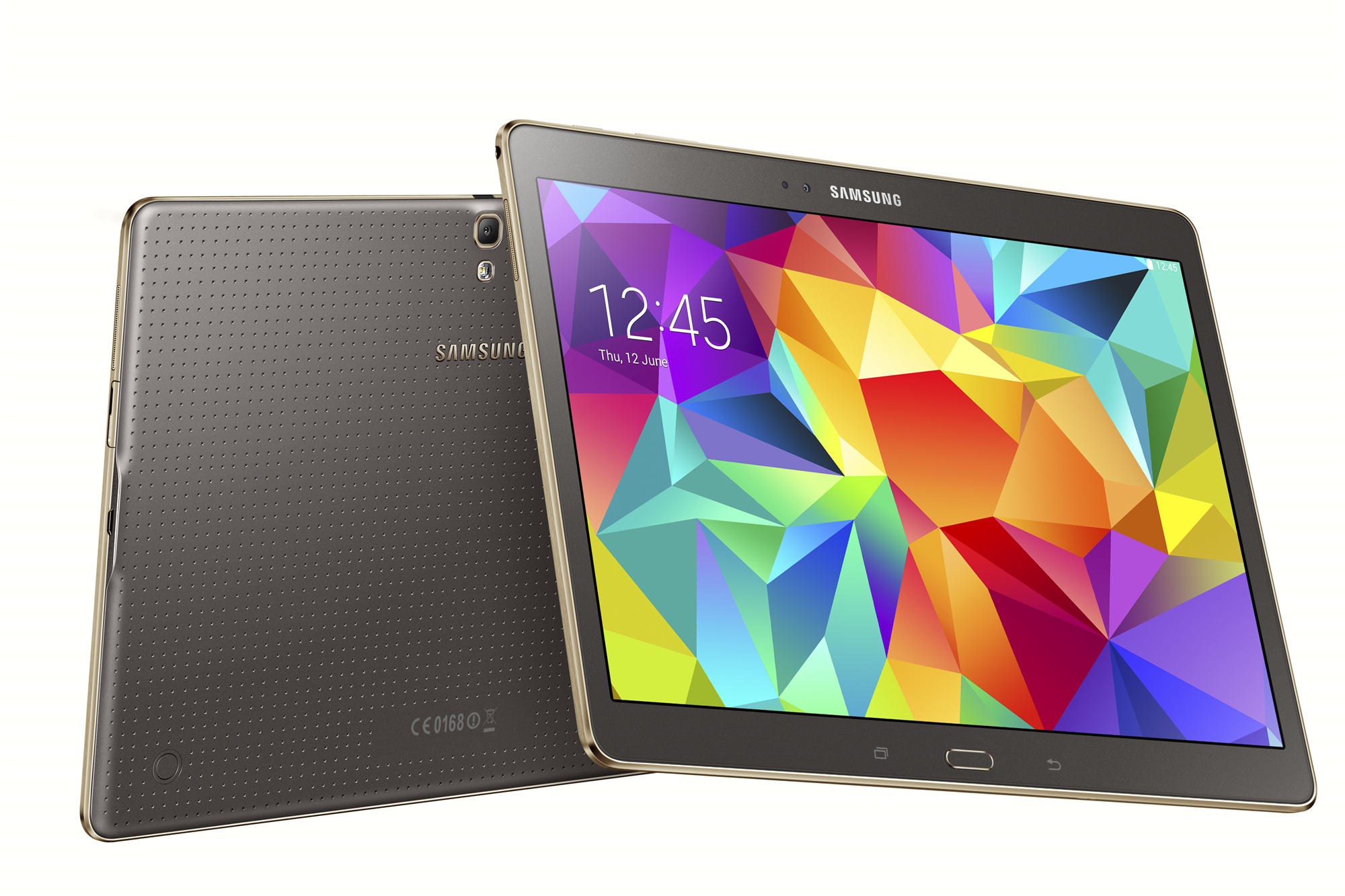 Samsung announces galaxy tab s with wqxga 2560 1600 for Samsung galaxy s tablet
