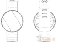 Samsung Round Display Smartwatch Patent Feature 190 x 140