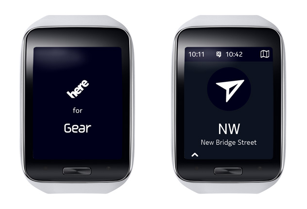 HERE For Gear S Navigator