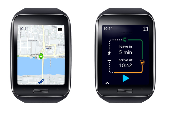 Nokia announces HERE Maps for Tizen based smartphones and
