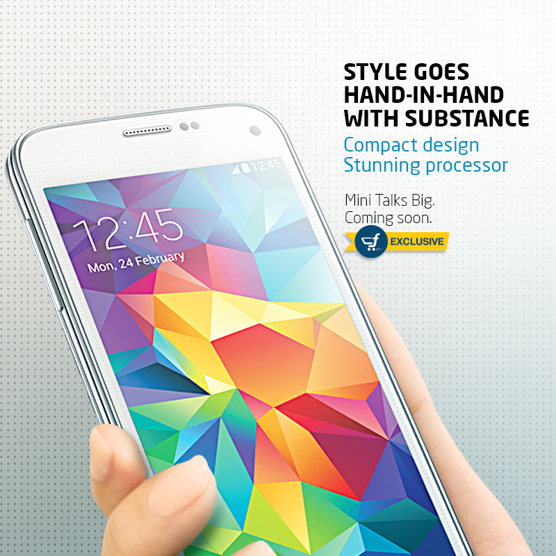 Samsung Galaxy S5 Mini Flipkart Exclusive