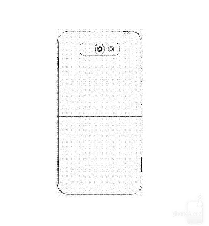 Samsung-phone-design-patent