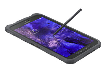 Galaxy Tab Active_20 with C-Pen