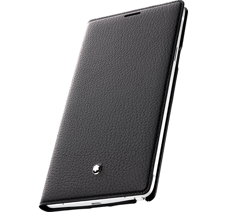 Montblanc Galaxy Note 4 Soft Grain Cover