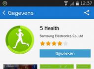 Samsung S Health app update adds UV and SpO2 measurement